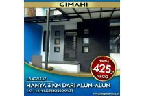 Rumah Second Di CimahiKota dkt alun2 SIAP HUNI bs KPR proses di bantu