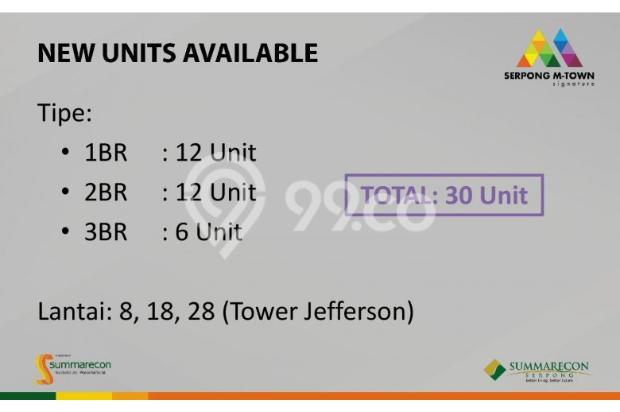 Apartemen Serpong M-Town, Lokasi sangat strategis 14215657