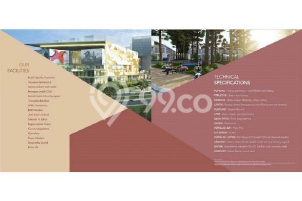 Rumah Baru Cluster Lavesh di Kota Harapan Indah,Bekasi 13426322