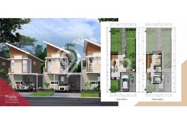 Rumah Baru Cluster Lavesh di Kota Harapan Indah,Bekasi 13426327