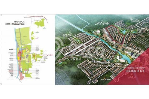 Rumah Baru Cluster Lavesh di Kota Harapan Indah,Bekasi 13426331
