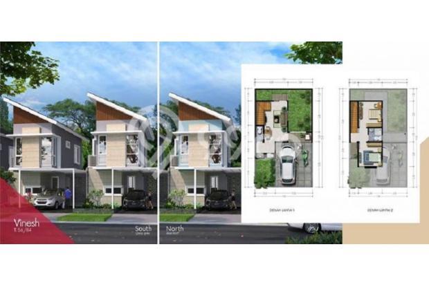 Rumah Baru Cluster Lavesh di Kota Harapan Indah,Bekasi 13426329