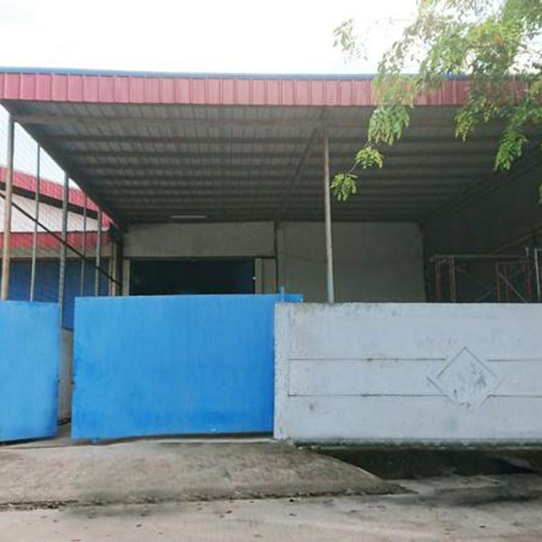 Gudang Siap Pakai dan Kantor Dekat Bandara Soekarno Hatta