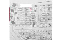 UDN. Tanah lokasi siap dibangun di Citraland Waterfront WP20