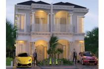 hunian 2lt tangerang Villa Nusa Indah, Villa Tomang