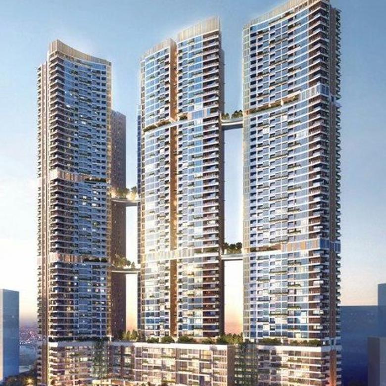 Apartemen Dijual Grand Shamaya Surabaya