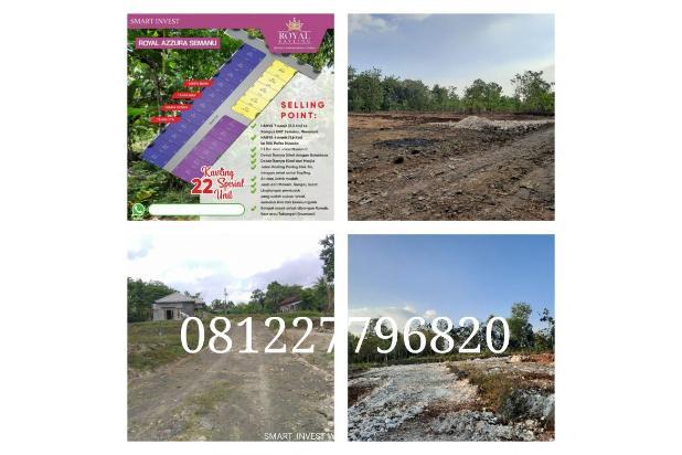 Rp67jt Tanah Dijual