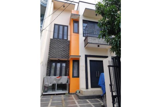 KODE: 04545 (Ad), Rumah Dijual Sunter, Hadap Selatan, Luas 6x16 meter 17825597