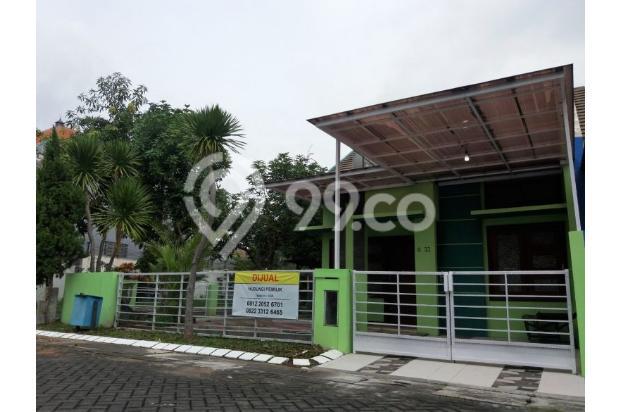 Dijual Rumah CLUSTER POJOK (Hook) STRATEGIS & TERNYAMAN, Rungkut - Surabaya 22747456