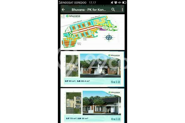 Rumah di tigaraksa tangerang bisa cicil 10 th bebas bi checking 14891353