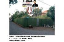 Dijual Tanah Luas di  Kebonsari Elveka Surabaya