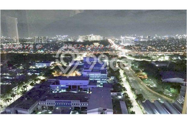DISEWAKAN Apartemen Ancol Mansion Studio (50m2) FullFurnish (Bagus - New) 11384348