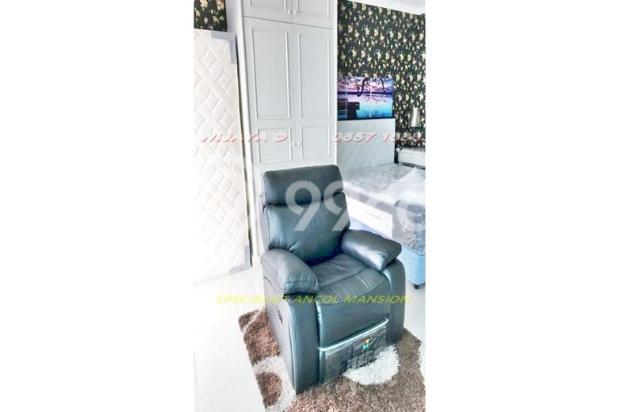 DISEWAKAN Apartemen Ancol Mansion Studio (50m2) FullFurnish (Bagus - New) 11384352