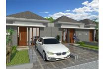 Rumah dijual di WONOSARI, Cluster mewah di kota Wonosari