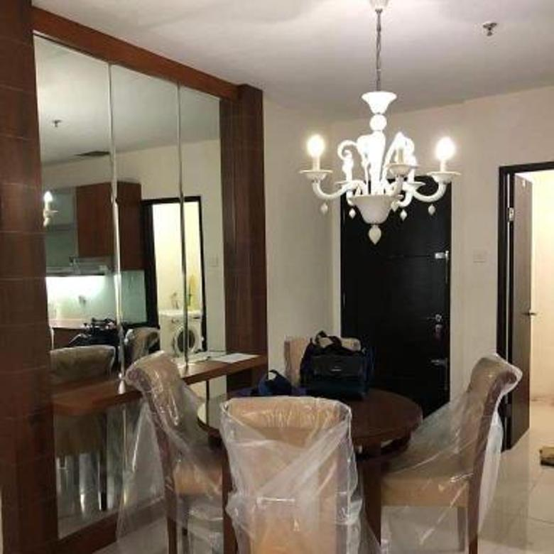 unit Apartemen di Cosmo  Mansion Jakarta Pusat.