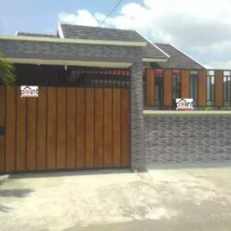 Dijual Rumah Baru Nyaman Istimewa di Wirun, Sukoharjo