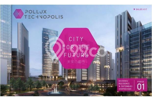 Dijual Apartemen Pollux Technopolis Strategis di Telukjambe, Karawang 13961525