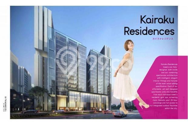 Dijual Apartemen Pollux Technopolis Strategis di Telukjambe, Karawang 13961533