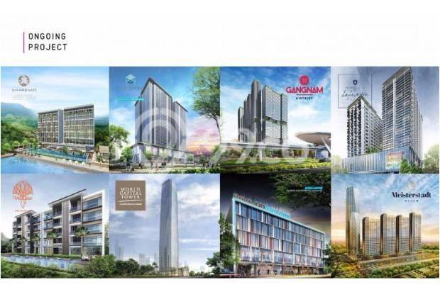 Dijual Apartemen Pollux Technopolis Strategis di Telukjambe, Karawang 13961536