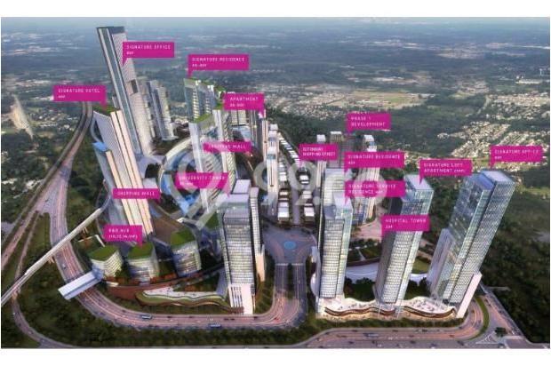 Dijual Apartemen Pollux Technopolis Strategis di Telukjambe, Karawang 13961539