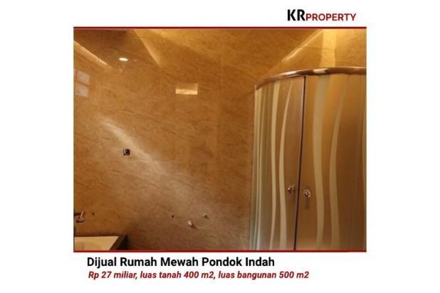 Yessy KR Property - Dijual Rumah Mewah Pondok Indah 446 m2 085779373608 12749450