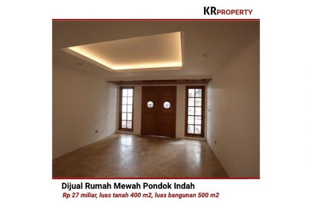 Yessy KR Property - Dijual Rumah Mewah Pondok Indah 446 m2 085779373608 12749452