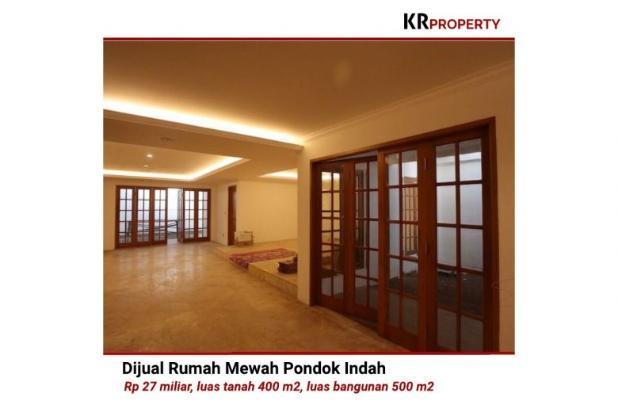 Yessy KR Property - Dijual Rumah Mewah Pondok Indah 446 m2 085779373608 12749451