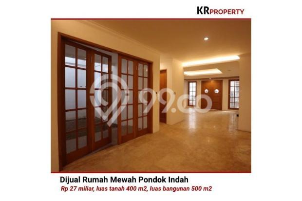 Yessy KR Property - Dijual Rumah Mewah Pondok Indah 446 m2 085779373608 12749455