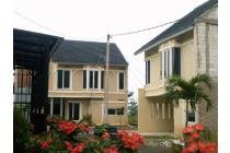 Rumah minimalis investasi di cianjur dekat situs gunung padang nuansa villa