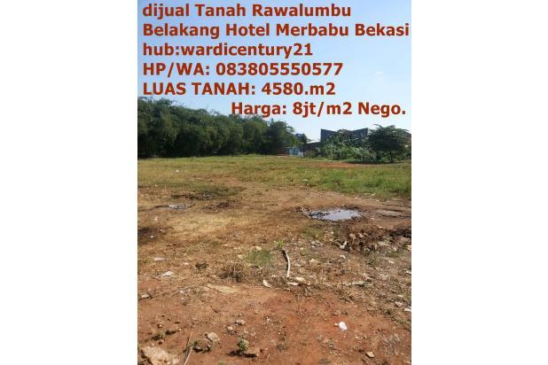 Rp36,6mily Tanah Dijual