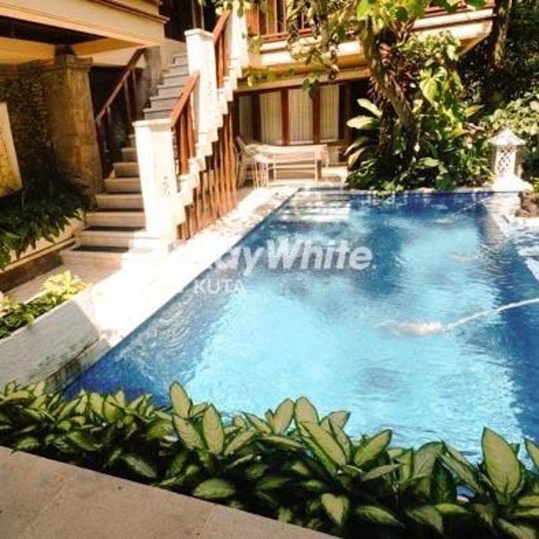 Villa UBUD , bohemian style Mix with Java ethnic with River view