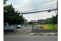 Tanah Kosong Cocok Rumah& Kantor Setiabudi Dekat KPK Kuningan Jakarta Selatan Lt 501m2 Strategis