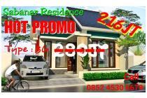 Rumah Tipe 36 Tanjung Selor