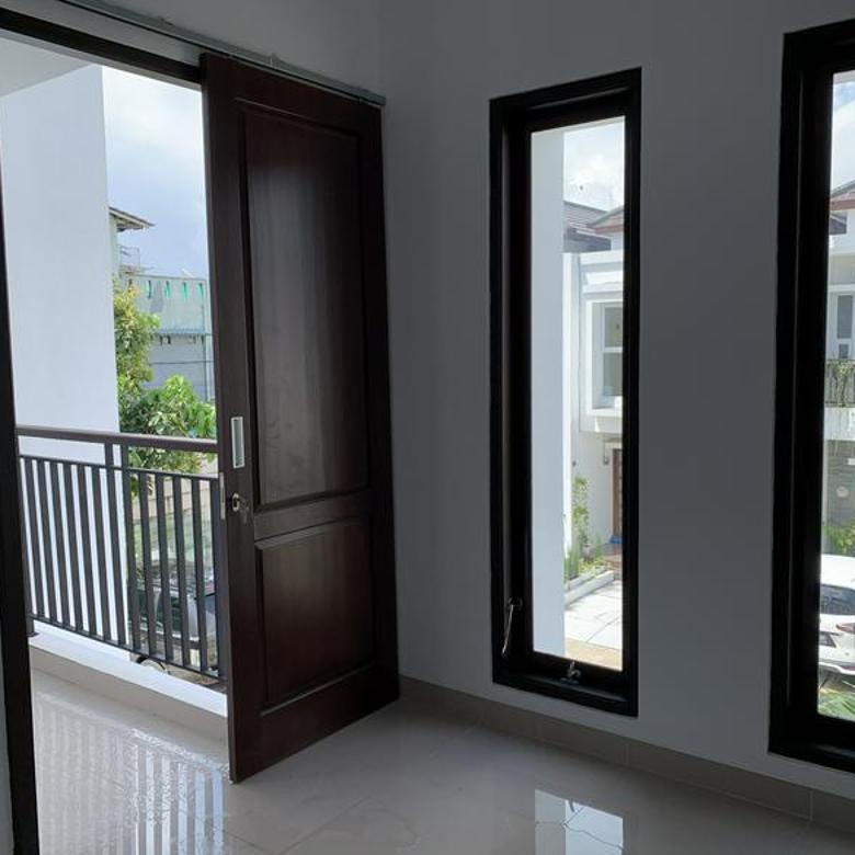 Rumah Brand New  , lingkungan hijau asri, akses jalan mudah