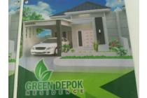 Green Depok Residence Hunian Dengan Akses Lokasi Yang Sangat Strategis !!!