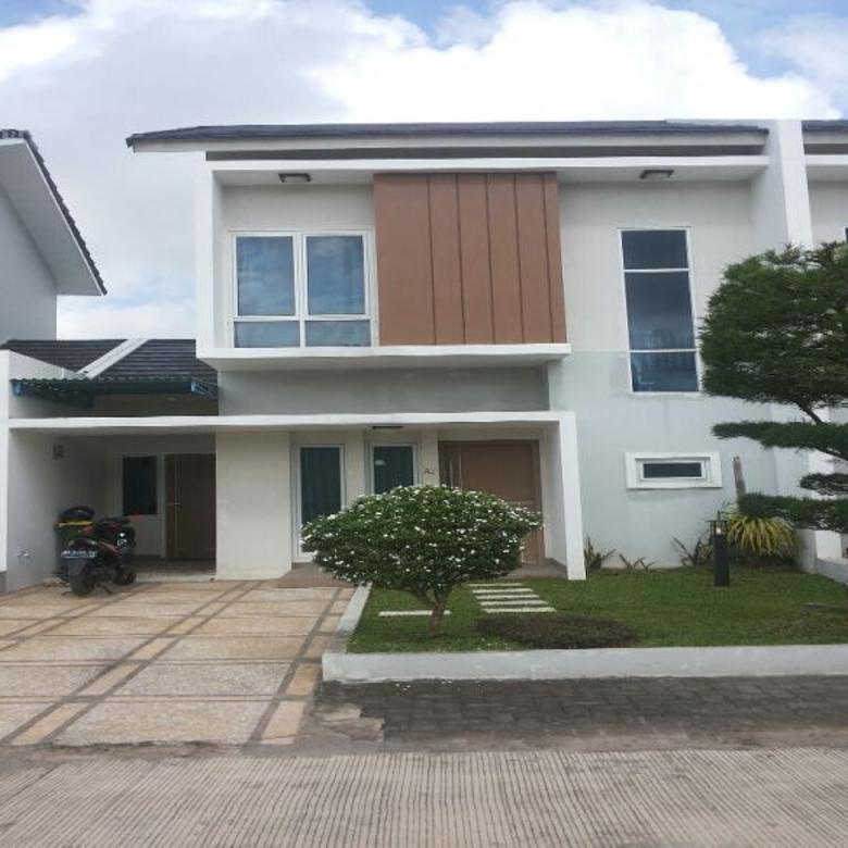 Rumah 2 Lantai Palmerah Jambi