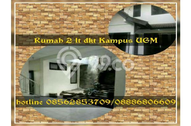 Rumah 2 lt dekat kampus UGM ,SD,SMP di Bangirejo Yogyakarta 13574883