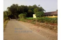 Tanah 668 m2 di Jl Cisauk Legok. Selangkah ke Stasiun Cicayur dan Cisauk