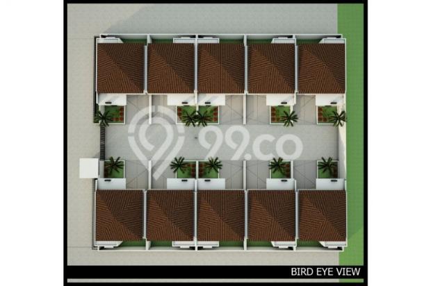 Bayar 5 Juta All In Punya Rumah Dalam Cluster di Pasir Putih Depok 9489095