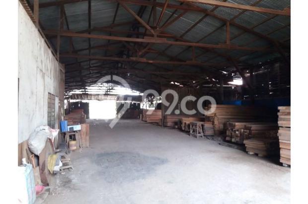 Jual Cepat : Tanah & Pabrik luas 3.350 m2 di Jl Plamongan Sari Semarang 16579010