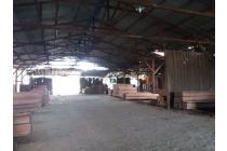 Jual Cepat : Tanah & Pabrik luas 3.350 m2 di Jl Plamongan Sari Semarang