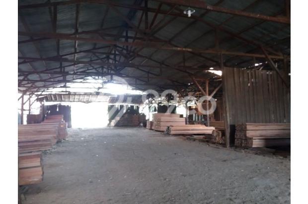 Jual Cepat : Tanah & Pabrik luas 3.350 m2 di Jl Plamongan Sari Semarang 16579009