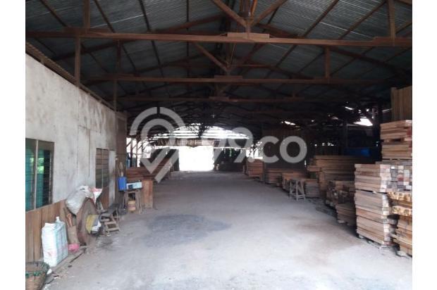 Jual Cepat : Tanah & Pabrik luas 3.350 m2 di Jl Plamongan Sari Semarang 16579016