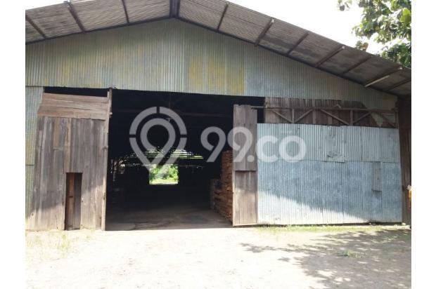 Jual Cepat : Tanah & Pabrik luas 3.350 m2 di Jl Plamongan Sari Semarang 16579012