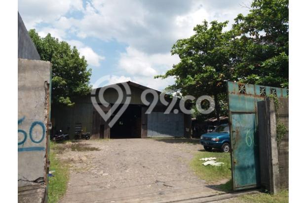 Jual Cepat : Tanah & Pabrik luas 3.350 m2 di Jl Plamongan Sari Semarang 16579020