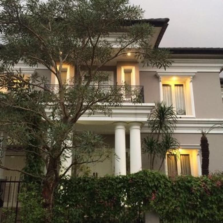 Rumah Mewah Menteng Bintaro Harga Murah