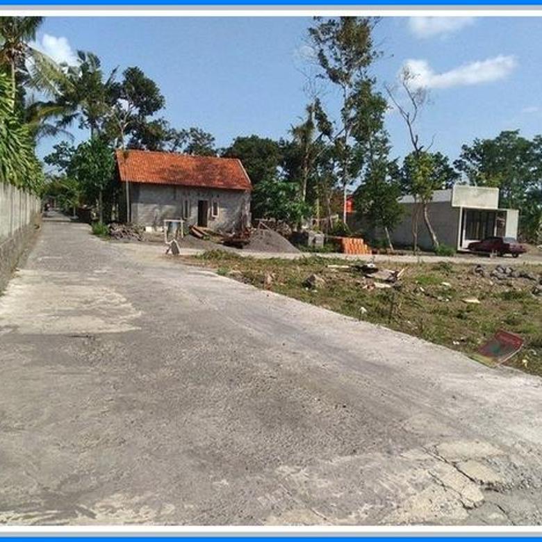 Kavling Perumahan 50 Meter Dari Jl Purbaya, Sumberadi Sleman