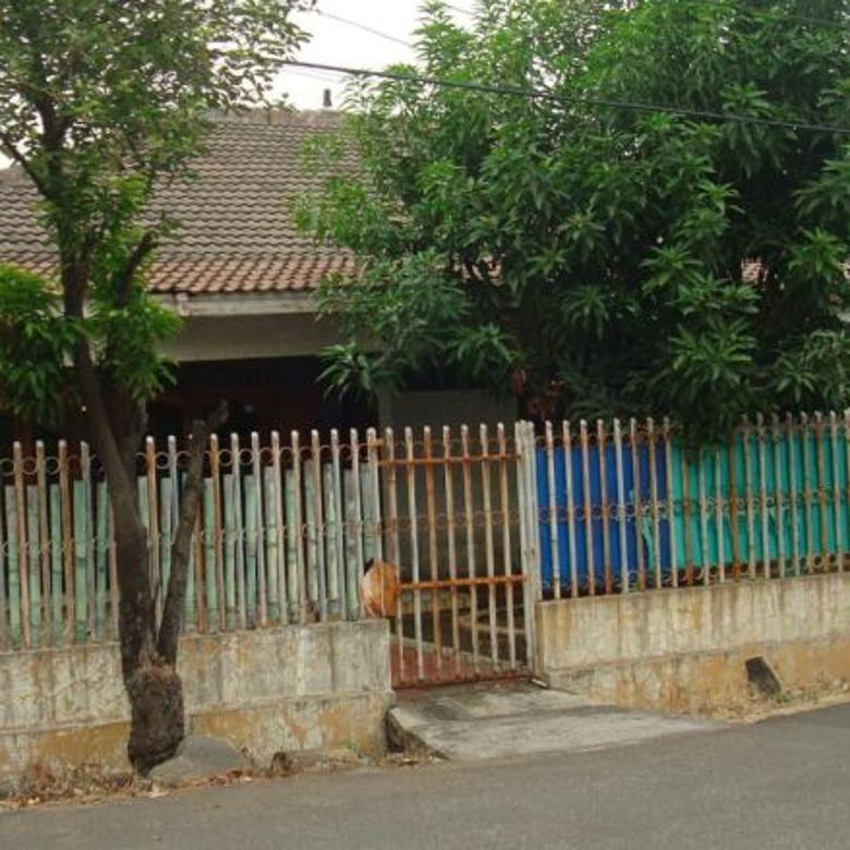 Dijual Rumah Sunter, Posisi di Hoek