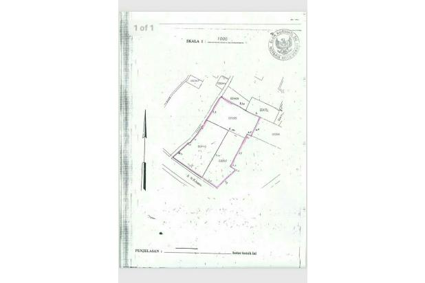 Rp79,2mily Tanah Dijual