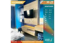 Apartemen Begawan Full Furnish di Tlogomas Malang